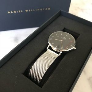 Daniel Wellington Silver Watch